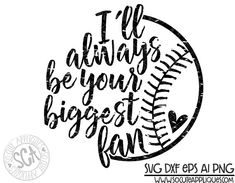 Baseball svg baseball mom always your biggest fan baseball