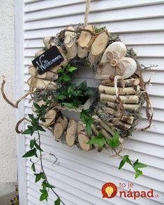 95a6fdb9b 31 prekrásnych nápadov, ako si na Veľkú noc vyzdobiť vchodové dvere a  verandu!