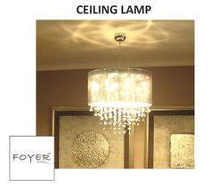 Brighten up your dining room with our stylish #CeilingLamp. Check out our huge range of well-designed Ceiling Lamps available at best price. Shop now –www.foyer.co.in