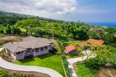 Gorgeous new listing with exceptional coast line views and the lights of the village can be enjoyed from nearly every room in the home. MacArthur Sotheby's International Realty bigislandreale.com is ready to serve you sunshine for your soul.