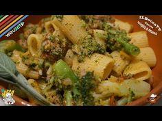 (2) 337 - Maccheroni broccoli e salsiccia...come accendere una miccia! - YouTube