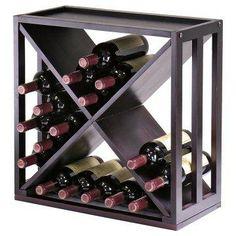 Cube Wine Rack.