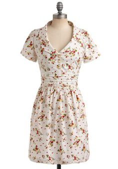 By the Bushel Dress, #ModCloth