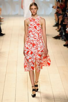 Nina Ricci Spring 2015 | Pretty in Prints