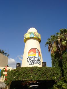 The famous Cabo Wabo Cantina run by Sammy Hagar. Pretty decent food!