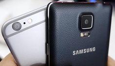 Esto es lo que Pasa cuando un Usuario de iPhone 6 Plus se Cambia al Galaxy Note 4