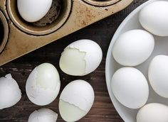 How to Use a Muffin Pan to Cook Hard Boiled Eggs | eHow