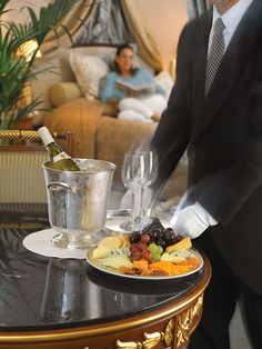 We love exceptional service! Wine and Cheese Plate on Oceania Cruises Butler Service, Grande Hotel, Luxe Life, French Country Decorating, Butler Pantry, Yummy Snacks, Luxury Living, Luxury Travel, Bed And Breakfast