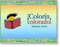 Colorin Colorado webcast series Teacher Education, School Teacher, Special Education, Professional Development For Teachers, English Language Learners, Ell, Teaching English, Spanish, Learning