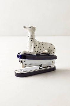 Dalmatian Stapler!! #anthropologie