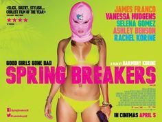 Spring Breakers forEVEEER ♥ perfect movie.