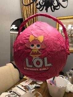 LOL Surprise Dolls Piñata