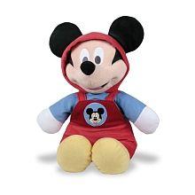 Este gran Mickey mide 50cm y es muy gracioso #peluche