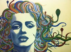 Medusa Monroe by Tyler McKie #coloradocreates