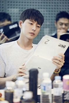 Park hae jin ♥♥ Man to Man drama reading script Asian Actors, Korean Actors, Man To Man Kdrama, Park Hye Jin, My Love From The Star, Love Park, Talent Agency, Niece And Nephew, Actor Model