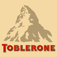 There is a bear if you look closely at this image of the Matterhorn . Toblerone chocolate bars originated in Berne, Switzerland whose name comes from the German word for bear and whose symbol is the bear. Logo Branding, Branding Design, Logo Design, Graphic Design, Bear Design, Brand Identity, Kraft Foods, Hidden Images, Hidden Pictures