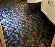 Fresh Bathroom Flooring Options | Flooring hunter & The 51 best Whacky \u0026 Unusual Flooring images on Pinterest | Diy ...