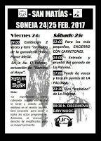 torodigital: SONEJA SAN MATÍAS 2017 (CASTELLÓN)