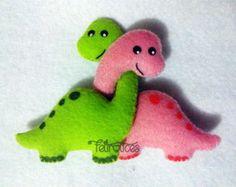 Chaveiro Dinossauro Enamorado