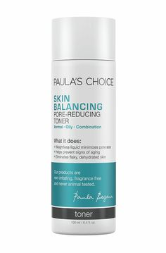 Skin Balancing Toner for Normal to Oily/Combination Skin