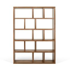 "Tema Berlin 5 Level 78"" Shelf Bookcase 
