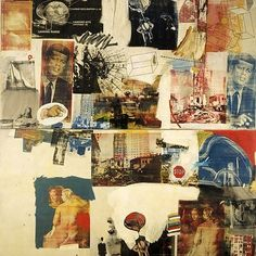 For the first time in the #UK Robert Rauschenberg new exhibition at @tategallery #modernart