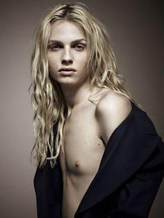 Andrej Pejic, I will do whatever you want.