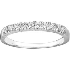Pave Diamond Wedding Ring from Steven Singer Jewelers