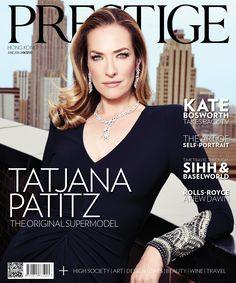 Tatjana Patitz ✾
