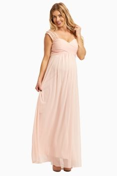 6c5150d9670f9 Maternity Clothes For The Modern Mother - PinkBlush Maternity Maternity  Evening Gowns