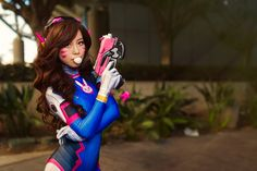 "Miyuki Cosplay - D.Va - ""Nerf this!""  Great time shooting Miyuki Cosplay as D.va from Overwatch by Blizzard Entertainment at Anime Expo in Los Angeles!   Assist by the awesome Enrique Malfavon  Follow me for more images and tons of BTS on <a href=""https://www.facebook.com/DavidJCrewePhotography"">FACEBOOK</a>, <a href=""https://www.twitter.com/DavidJCrewe"">TWITTER</a>, and <a href=""https://www.instagram.com/DavidJCrewe"">INSTAGRAM</a>"