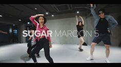 Sugar - Maroon 5 / Lia Kim Choreography  | 1MILLION Dance Studio |