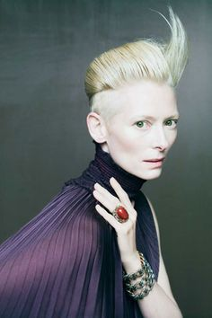 Tilda by Paolo Roversi
