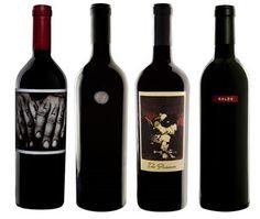 Orin Swift Wines... Papillion, Mercury Head, The Prisoner, Saldo... YUMMM!