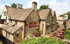 The Lamb Inn, Great Rissington, Cotswolds District