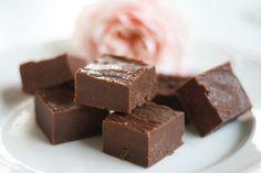 Chokoladekarameller