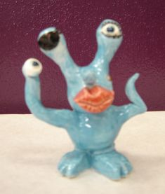 Lesson Plan: Ceramic Monsters