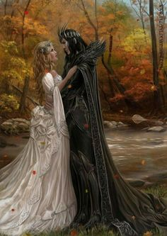 Marriage of darkness and light