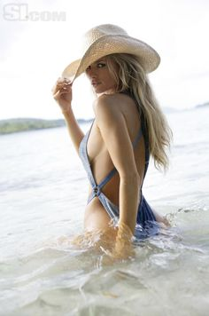 Marisa Miller ~ SI Swimsuit Issue, 2008  Location: St. John, U.S. Virgin Islands, St. John  Photographed by: Raphael Mazzucco