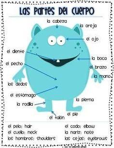 215 Best Elementary Spanish Teaching Images On Pinterest