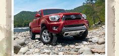 Explore the all new 2020 Toyota Tacoma, a powerful mid-size truck. Toyota Canada, 2015 Toyota Tacoma, Toyota Trucks, Automatic Transmission, Gallery, Roof Rack, Toyota Cars