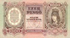 Hungria Hungary 10 Pengo 1936 AU-UNC P-100