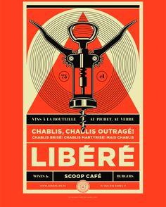 Scoop café - Affiche Élection 2017