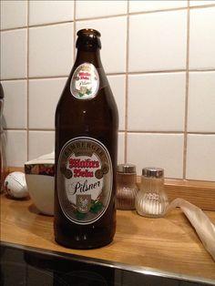 Bamberger Mahrs Bräu Pilsner - Note 2+ (kräftig, hopfrig)
