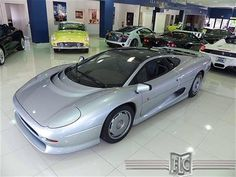 For Sale: 1994 Jaguar XJ Series Coupe of 281 : Luxury Auto Direct Magazine Luxury Auto, Luxury Cars, Jaguar Xj220, Supercars, Cars For Sale, Magazine, Cutaway, Fancy Cars, Cars For Sell