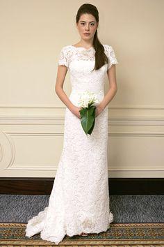 Carmela Sutera Bridal Spring 2010
