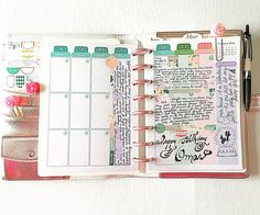 """""""A few weeks ago, I had an impulse-buy #plannergirl moment when the #dokibook #discagenda popped up in my feed. I've been a #discbound fan since my first…"""""""