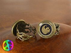 UCF University of Central Florida School/College Ring Rings Vintage Jewelry Gift