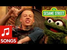 """Macklemore's """"Sesame Street"""" Parody Of """"Thrift Shop"""" Is The Trashiest...because, hell yes."""