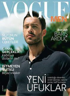 Barış Arduç - Vogue Turkey, June 2016 - ElBar